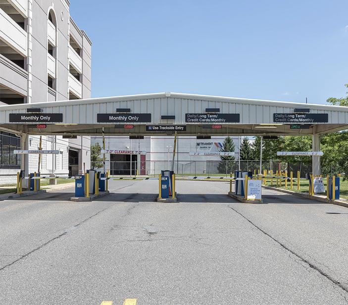 Hamilton Station Park & Ride - Nexus Parking Systems