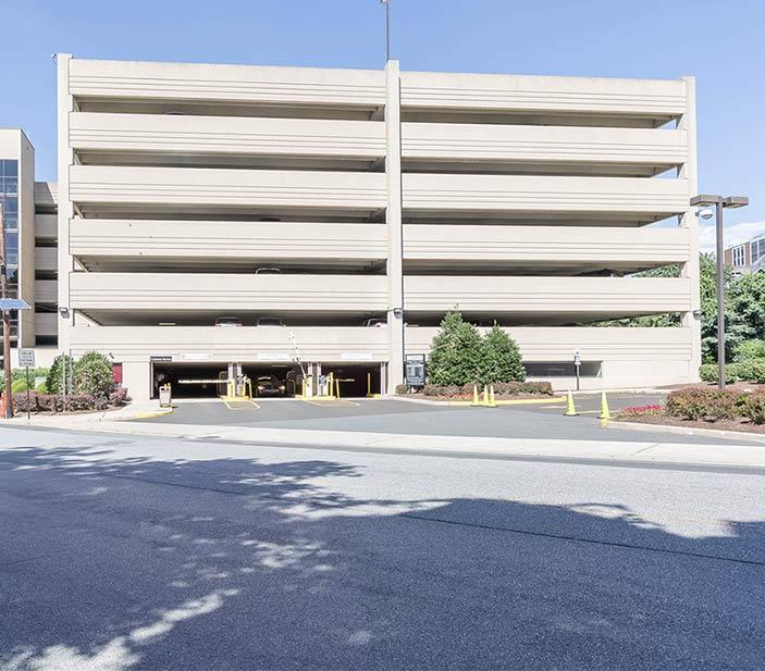 Trenton Park & Ride - Nexus Parking Systems